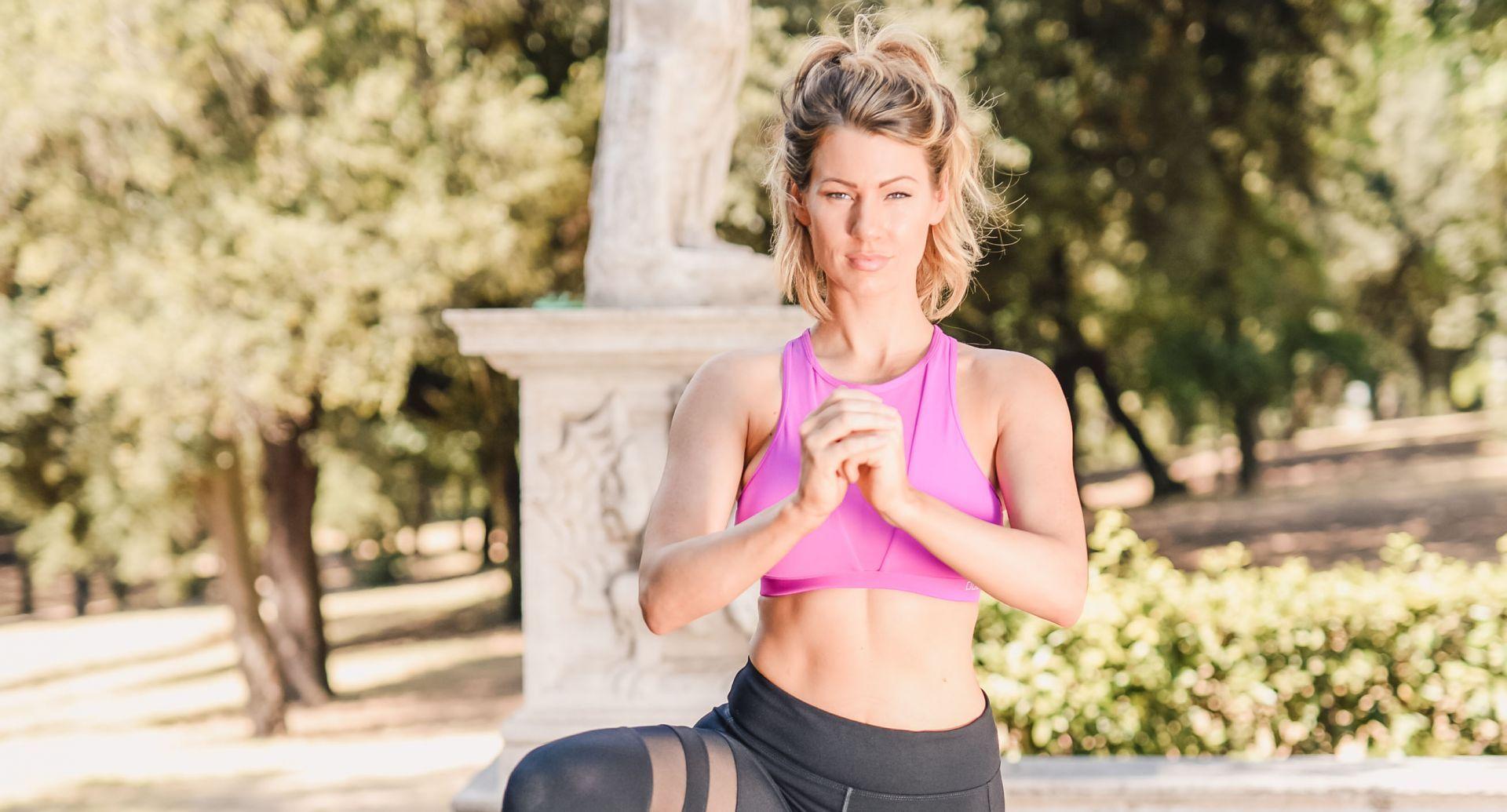 anna victoria yoga